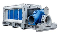 BBA Pumps - Model BA700G D810 - Water Transfer Pump