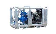 BBA Pumps - Model BA80H D275 - High Head Pump