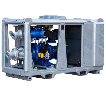 BBA - Model BA150KS D285 - Electrically Driven Sewage Pump