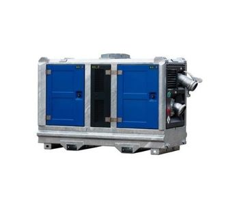 BBA - Model BA150KS D285 - Diesel Driven Sewage Pump