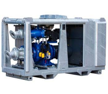 BBA - Model BA180KS D315 - Electrically Driven Sewage Pump
