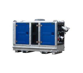 BBA - Model BA180KS D315 - Diesel Driven Sewage Pump