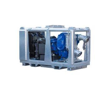 BBA Pumps - Model BA150E D285 - Diesel Driven Dewatering Pump and Sewage Pump