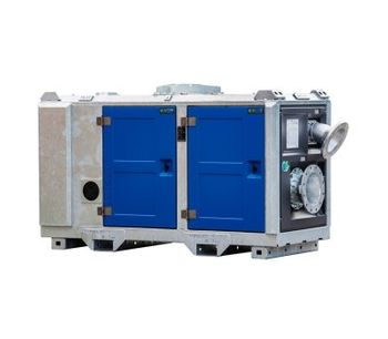 BBA Pumps - Model BA150E D285 - Electrically Driven Sewage Pump and Dewatering Pump