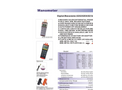 AZ-Instrument - 82100 - 100psi Manometer  Brochure