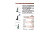 8001 - Contact Tachometer – Specifications