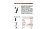 8008 - Combo Tachometer – Specifications