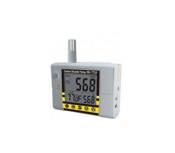 AZ-Instrument - Model 7722 - CO2/Temp./RH Meter