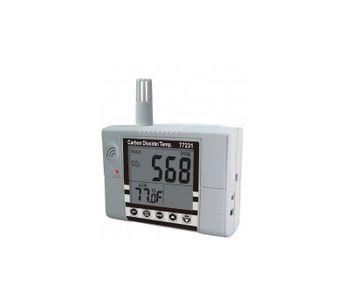 AZ-Instrument - Model 77231 - CO2/Temp. Meter