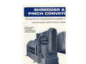 Maren - Pinch Conveyor Shredder Brochure