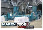 Maren - Model 72OE Legacy Series - Horizontal Auto Tie Baler