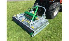 Major - Model CS Pro - HD Mower/Shredder for Compact Tractors