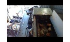 Haith Food Waste De-Packing System Video