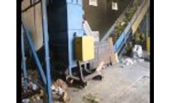 PLAN MAKINA Waste Paper Shredder Video