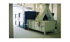 Paper Trim Handling System & Cyclone Seperator