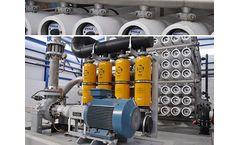 Uniha - Reverse Osmosis / Desalination System
