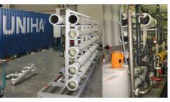 Uniha - Renewable Powered Desalination System
