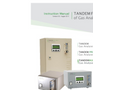 Tandem Gas Analyzer Manual- Brochure