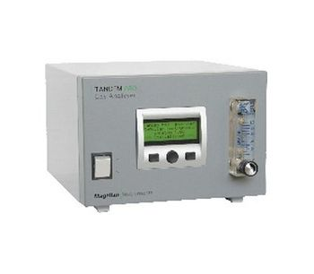 H.E.L Tandem - Model PRO - Self-Contained O2 & CO2 Gas Analyzer