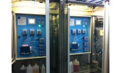 Online analysers solutions for drinking water applications