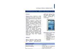 Online Analyser for Chromium Brochure