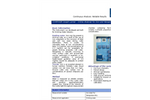 Online Analyser for Iron and Manganese Brochure