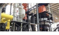 Model WBG series  - Gasifier Systems
