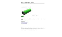 Model SKU - Thermal Camera Brochure