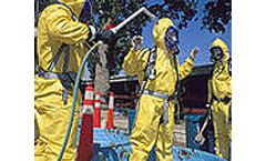 Spill containment for hazmat / fire/ emergency response