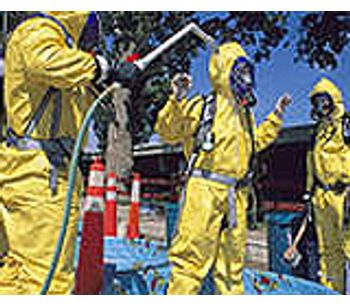 Spill containment for hazmat / fire/ emergency response - Health and Safety - Emergency Response