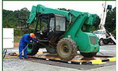 PREVENT - Equipment Wash Pad