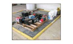 SafeGuards PREVENT - Battery Spill Pads