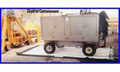SafeGuards - Skydrol Containment Berms