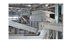 Model C+I - Sorting Plant for Commercial and Industrial Waste