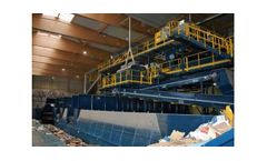Sorting Plant for Waste Paper and Cardboard