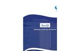 EnviQ - Flat Sheet Submerged Ultrafiltration Membranes Brochure