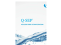 Q-SEP - Hollow Fiber Ultrafiltration Membranes Brochure