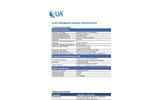 Q-SEP - Hollow Fiber Ultrafiltration Membranes Datasheet