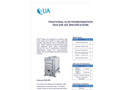 FEDI – EDI -The Conventional Process – Datasheet 3