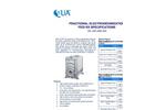 FEDI RX PHARMA Data Sheet