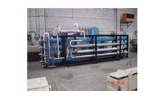 Reverse Osmosis (RO) Systems for Brackish Water