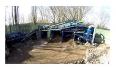 CRS - Static Trommel Fines Recovery Plants