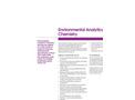 Environmental Analytical Chemistry Brochure