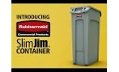 Vented Slim Jim Container Video