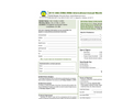 ASA-CSSA-SSSA 2010 International Annual Meetings - 2010 Exhibitor Application Brochure (PDF 115 KB)