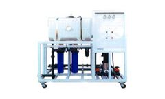 EcoTech - Cleaning Station Unit