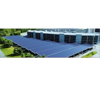 BELECTRIC - Photovoltaic Car Parks Roof System
