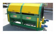 Recycling Trommel Screen Equipment