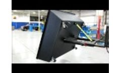Self-Dumping Cake Hopper for Filter Press Water Treatment Systems Video