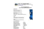 Model SPC-5 - Slant Plate Clarifier Brochure